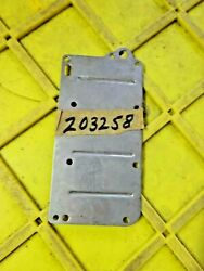 New 1956 Johnson Fd-10 Evinrude Fastwin 15 Hp Exhaust Baffle Plate 203258