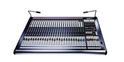 Soundcraft Gb4 24-channel 24+4/4/2 Mixing Live Sound Analog Recording Console