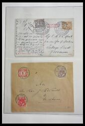 Lot 28783 Collection Commemorative Cancels Of The Netherlands 1906-1934.