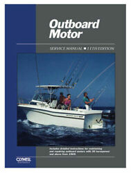 Clymer Service Repair Manual Outboard Motor Os2-11 1969-1989 30 Horsepower Up