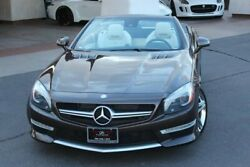 2014 Mercedes-Benz SL-Class  2014 Mercedes-Benz SL 63 AMG. Performance Pkg. Ceramic Brakes. 13k Miles.