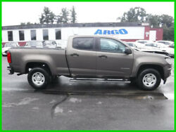2016 Chevrolet Colorado WT 2016 WT Used 3.6L V6 24V Automatic 4WD Pickup Truck