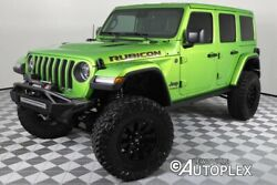 2019 Jeep Wrangler  Rubicon 3 Inch Lift 18 Inch Fuel Wheels 4x4