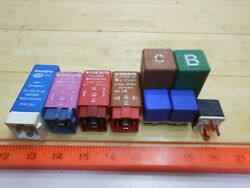 Lot Of 9 1994 Volvo 960 Relays Have Some Spares On Hand.