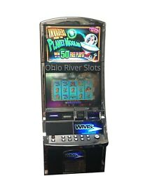 Williams Bluebird 2 Slot Machine Invaders From The Planet Moolah