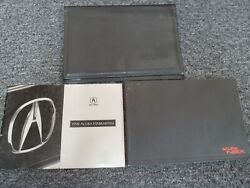 1996 Acura Nsx Coupe Owner Operator Manual User Guide Set Open Top 3.0l V6