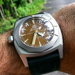 Vdb Mystery Automatic Watch Hand Made In Germany