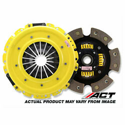 ACT ZX4-HDG6 6 Pad Clutch Pressure Plate for 2007-13 Mazda Mazdaspeed 3 6