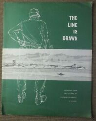 Vietnam War Letters Of Captain J.p. Spruill Us Army The Line Is Drawn Kia 1964