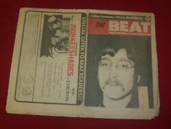 1967 June 3 The Beat Newspaper - John Lennon - Photos, Articles And Ads - Np 3915
