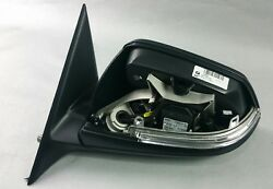 Original Bmw 3and039 Serie F30 F31 F35 Mirror With Camera Heated Left 7245167