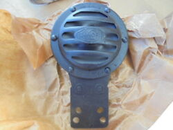 Ww2 Jeep Mb Gpw Wof Nos 6 Volt Sanor Horn
