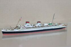 Ron Hughes 11200 Italian Line Rex Liner Ship Compatible With Bassett Lowke Nu