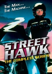 Street Hawk Complete Series New Sealed 4 Dvd Set All 13 Episodes