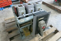 Federal Pacific Fp-50 2000a Power Circuit Breaker Fpe Low Voltage Fpe Electric
