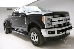 2019 Ford F-350  2019 Navigation Leather Heated SYNC Bluetooth V8 Diesel Vernon Auto Group