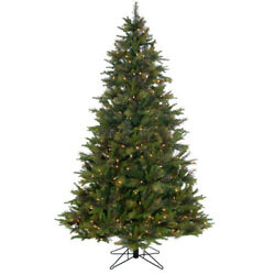 Fraser Hill Farm Ffbb065-5gr 6.5-ft Bayberry Green Christmas Tree With Mixed Bra