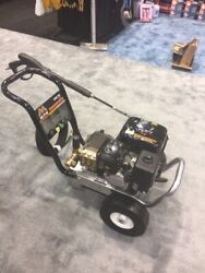 Mi-t-m Wp-3200-0mmb New Pressure Washer Cold Water Gas Power Washers Cleaner