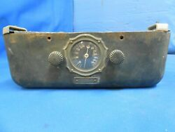 Vintage Radio Wards Airline Super Heterodyne Core Car 1920and039s 1930and039s Ford Dodge