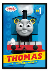 Thomas And Friends Thomas The Tank Engine Framed Cork Pin Board