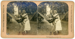 Stereo The Great Western View Co. R. Y. Young The Musical Pair In He Hammock