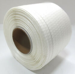 Woven Polyester Cord Strapping Boat Shrink Wrap 1/2 X 1500and039 - Pd40tcw