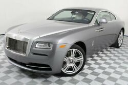 2014 Rolls-Royce Wraith  21 Inch Wheels Navigation Heads Up