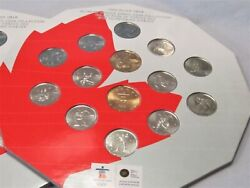 2010 Vancouver Canada Olympic Winter Games Coin Collection Lot Of 3 Sets Sealed