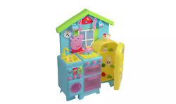 Peppa Pig Kitchen Is Uniquely Designed To Look Exactly Like Peppa's Own Kitchen