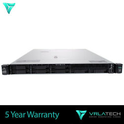 Hp Dl360 G10 Server Build Your Own 2x Silver 4114 10 Core S100i