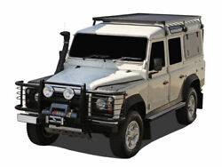 Slimline Ii 3/4 Roof Rack Kit / Tall Compatible With Land Rover Defender 110 ...