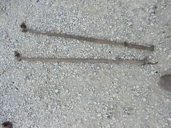 Oliver Super 55 S55 Tractor Tie Rod Ends