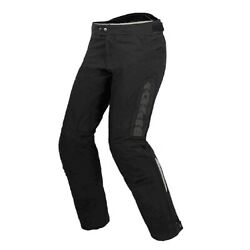 Trousers Pants Trousers Hose Trousers H2out Thunder Short Spidi Black Motorcycle
