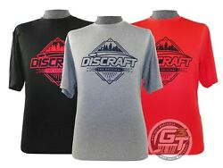 Discraft TREES Performance Disc Golf Shirt - PICK YOUR SIZE & COLOR