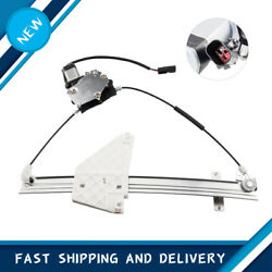 Rear Left Driver Window Regulator With Motor For Jeep Grand Cherokee 01 02 03 04