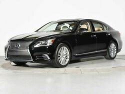 2015 Lexus LS COMFORT PKG  NAVIGATION  LEVINSON *CALL GREG ZIEMER FOR DETAILS AND FREE HISTORY REPORT*