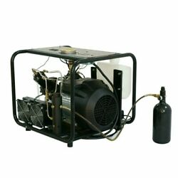 110v/60hz Air Compressor Auto Stop Electric Pump For Rifle Pcp Paintball Tanks