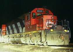 CANADIAN NATIONAL RAILROAD SD40 8