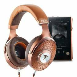 Focal Stellia Over-Ear Audiophile Headphones w/ A&K SP2000 Portable Music Player