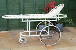 Vintage Stretcher Can Be English Or French Ww1 - Perfect For Display Movie
