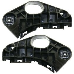 Bumper Retainer For 2007-2011 Lexus Gs350 Front Driver And Passenger Side Upper