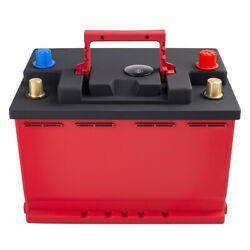 072-20 12v 40ah 1500cca Lifepo4 Lithium Phosphate Battery With Bms For Auto Boat
