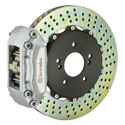 Brembo Gt Bbk For 05-06 Focus   Front 4pot Silver 1a1.6012a3