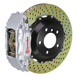 Brembo Gt Bbk For 10-14 Legacy 2.5i   Front 4pot Silver 1b1.7008a3
