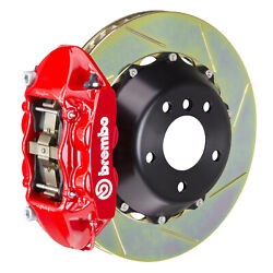Brembo Gt Bbk For 95-98 993 C4s / Turbo   Rear 4pot Red 2p2.8019a2