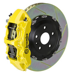 Brembo Gt Bbk For 09-16 S4 B8 | Front 6pot Yellow 1n2.9050a5