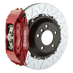 Brembo Gt Bbk For 95-98 993 C4s / Turbo   Front 4pot Red 1b3.8022a2