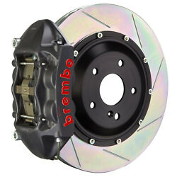Brembo Gt-s Bbk For 95-98 993 C2 / C4   Rear 4pot Hard Anodized 2p2.8019as