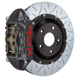 Brembo Gt-s Bbk For 95-98 993 C2 / C4   Rear 4pot Hard Anodized 2p3.8019as