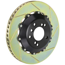 Brembo 332mm Rear 2-piece Discs / Rotors For 87-91 F40 Excl. Lm 202.7002a